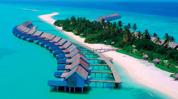 Oferta luna de miel viaje de novios maldivas desde 1305 for El mejor hotel de maldivas