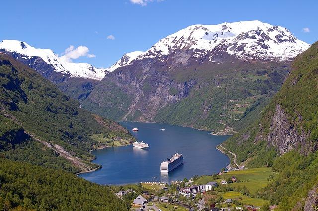 estilos clásicos donde puedo comprar Estados Unidos Crucero Fiordos Noruegos