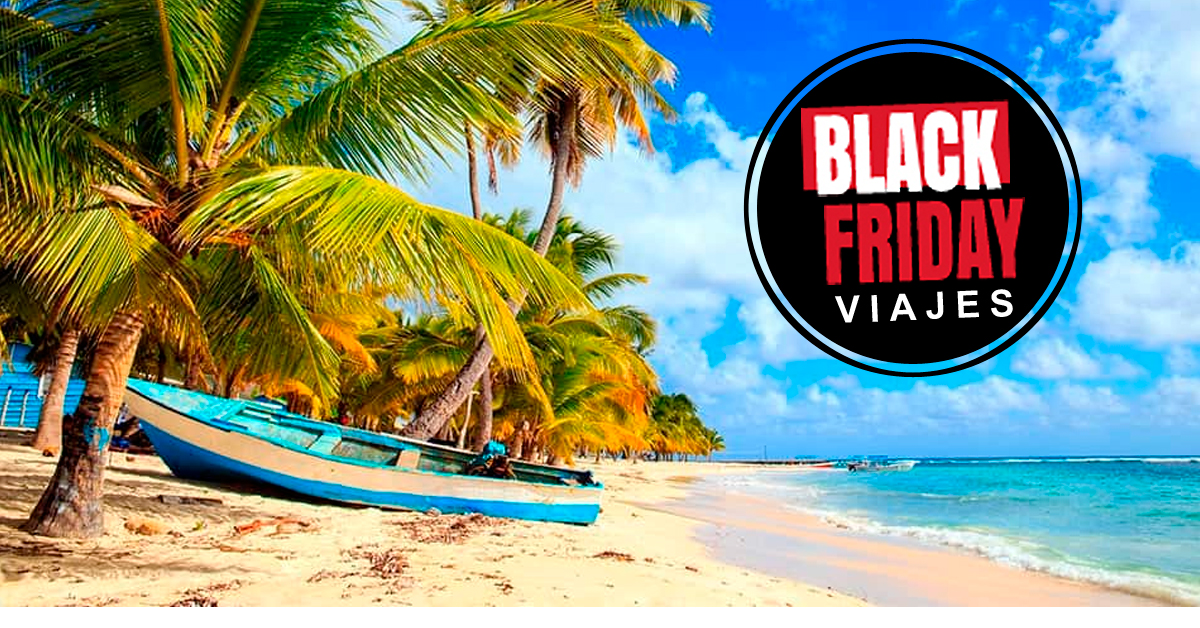 Black Friday Viajes