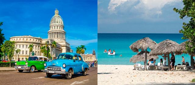 Habana y Varadero - Venta Anticipada