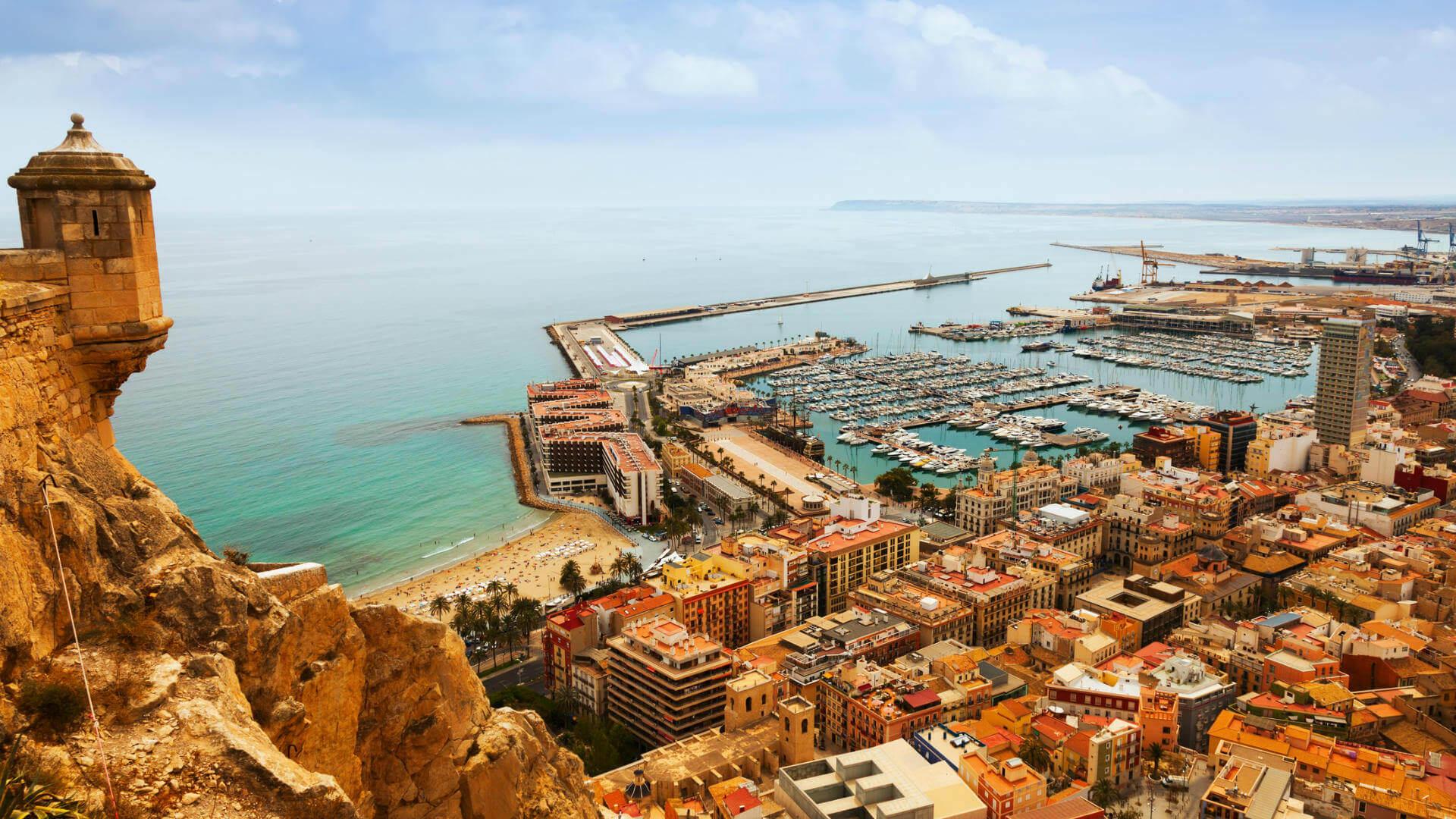 Oferta viaje a Alicante