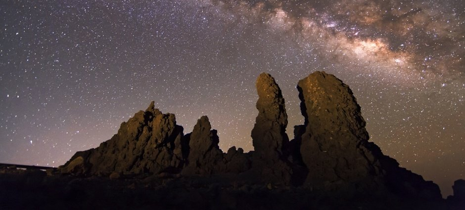 Ruta astronómica en La Palma