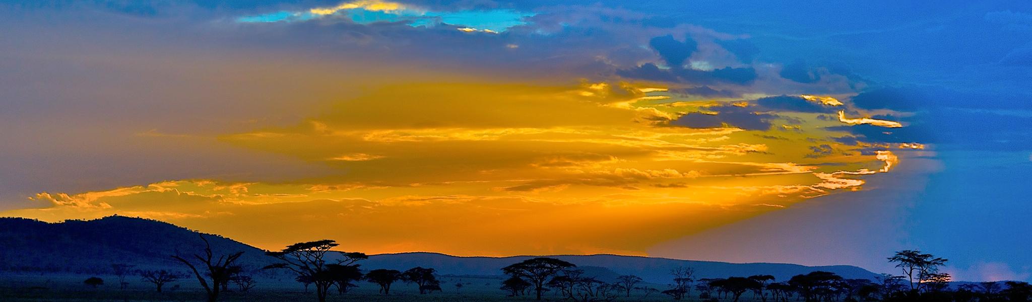 Playa y Safari en Kenya y Tanzania