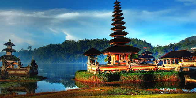 Luna de miel - viaje de novios a Bali