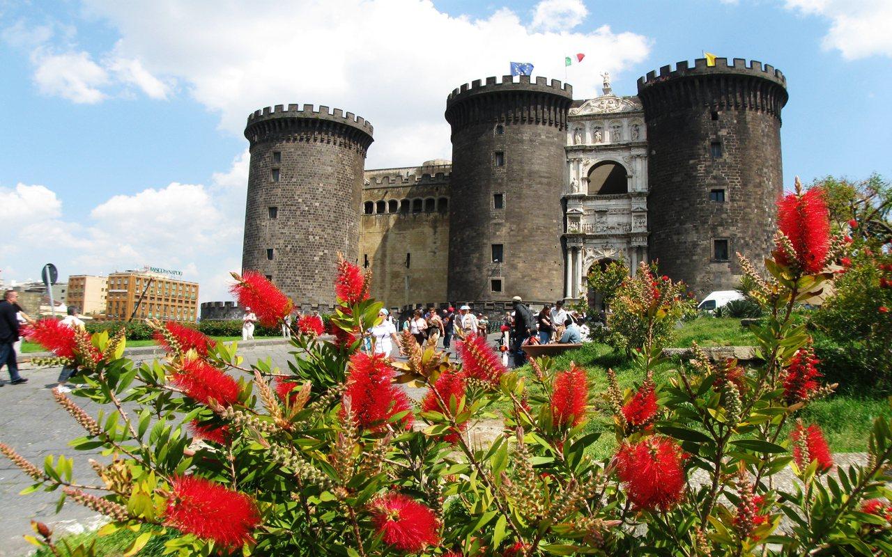 Nápoles y sus Belenes