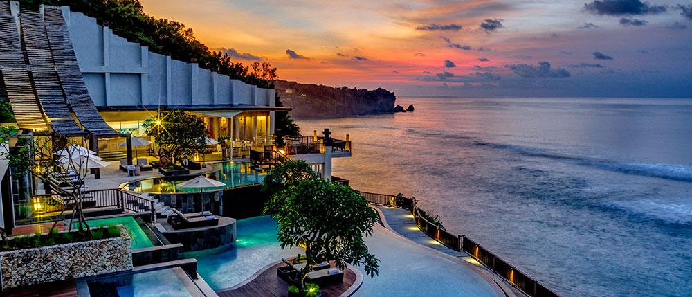Circuito Bali al completo