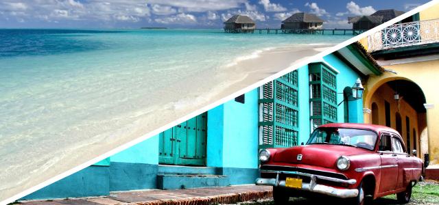 Oferta combinado Habana y Cayos