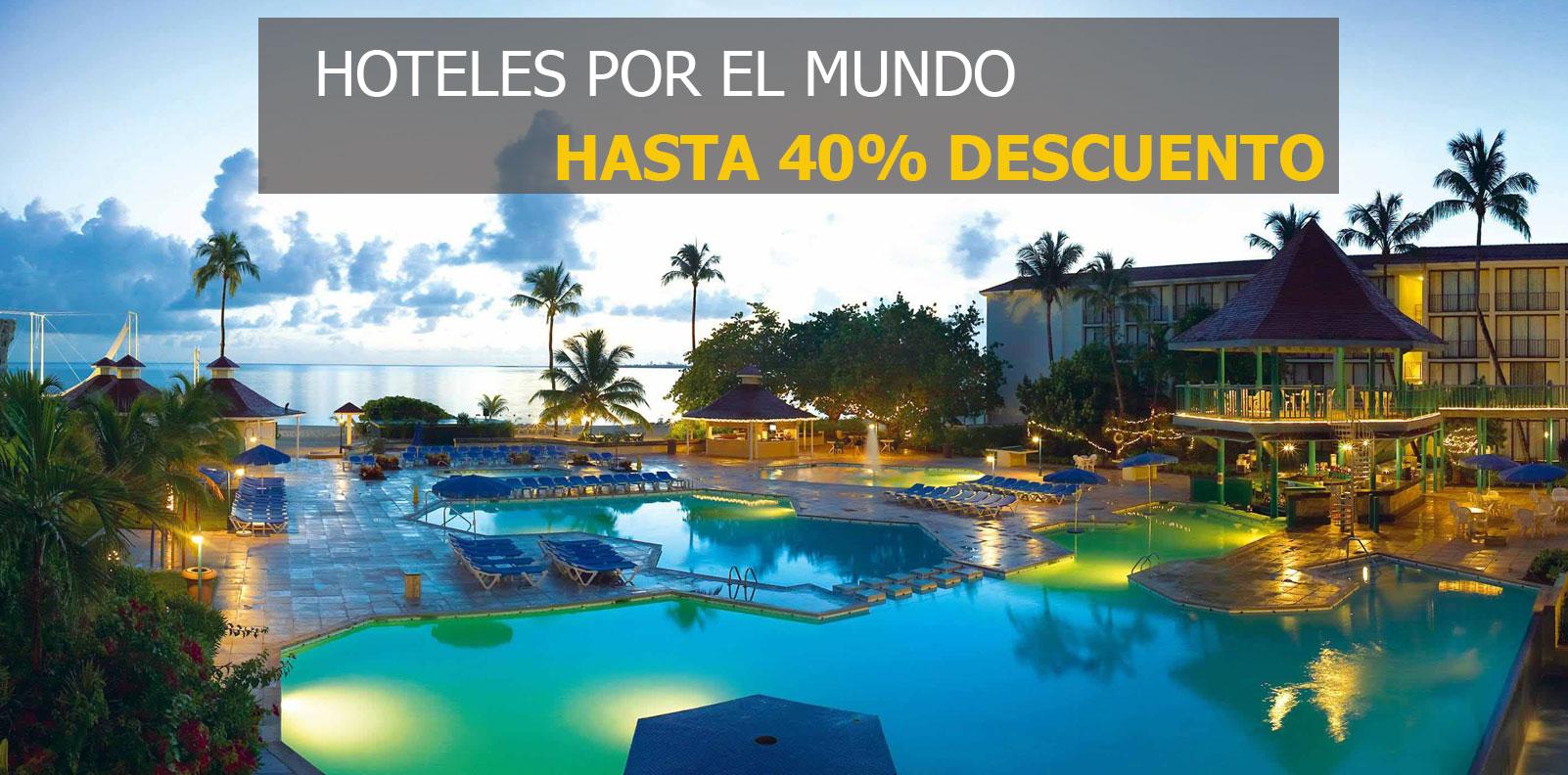 hoteles baratos caribe