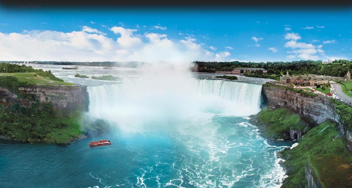 Luna de miel - viaje de novios a Canadá y Nueva York