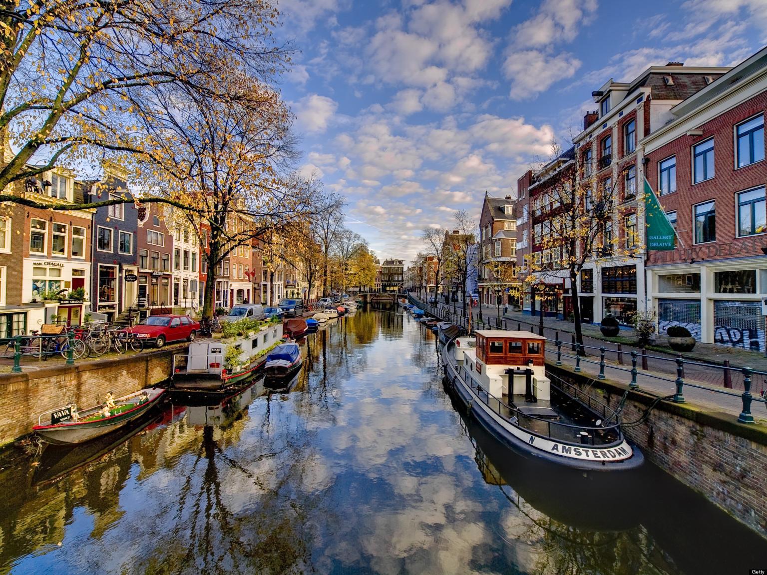 Especial Puentes en Amsterdam