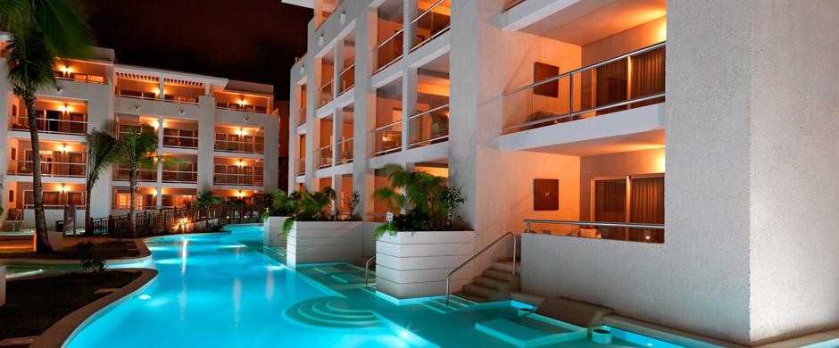 Riviera Maya hoteles 5 estrellas