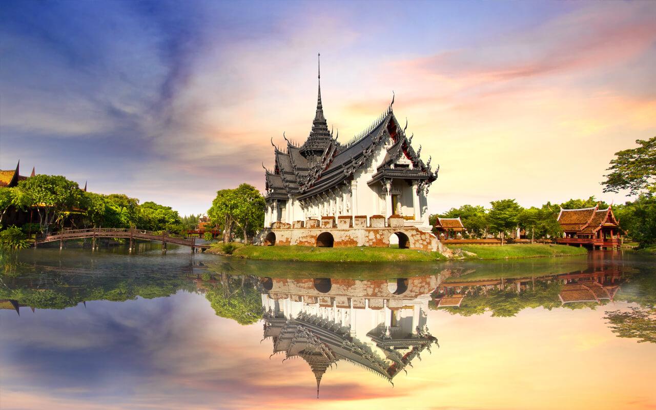 Oferta viaje a Bangkok